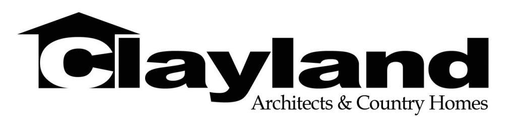 Clayland Logo 2019 Architects & Country Homes (black)